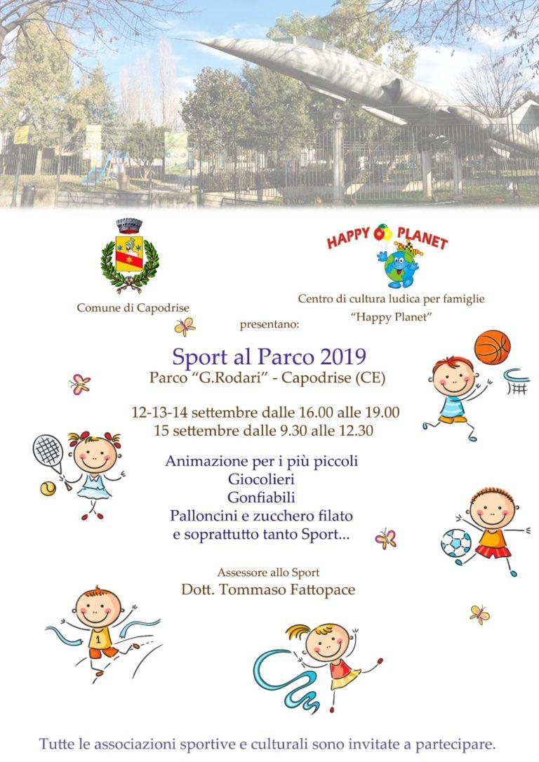 Sport al Parco 2019